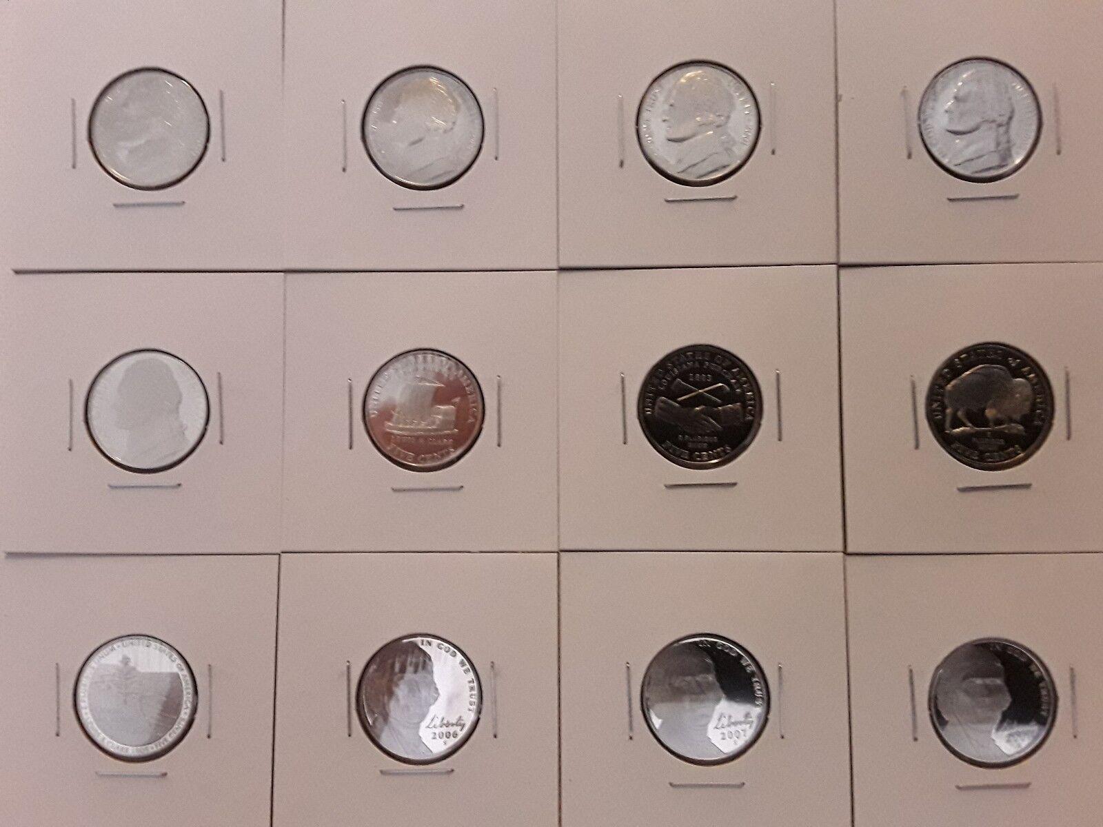 TEN ROLLS OF BU 2010-P MINT  BANK WRAPPED PENNYS