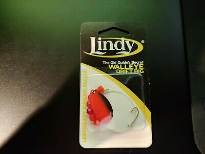 Lindy Walleye Drift Rig