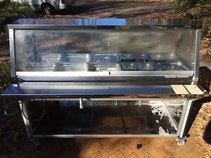 ROBAND Bain Marie (commercial) O'Connor North Canberra Preview