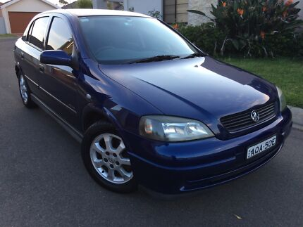 Holden Astra 03, Rego, Books, Timing Belt changed Stanhope Gardens Blacktown Area Preview