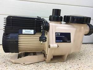 POOL PUMPS CTX280 CTX400 AND P310 RECOND IMMAC AS NEW FROM $250 Subiaco Subiaco Area Preview