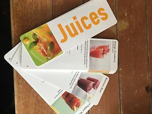 Juice and Smoothies  books