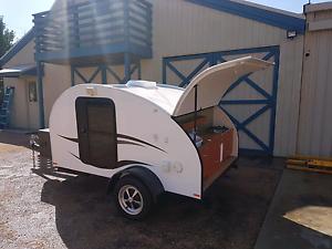 2015 Teardrop Camper Bairnsdale East Gippsland Preview