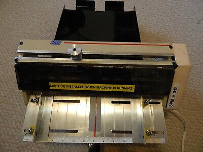 Scoring Perforating Machine