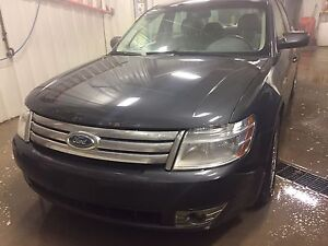2008 Ford Taurus 3.5 V6 Low Kms $7500 or trade