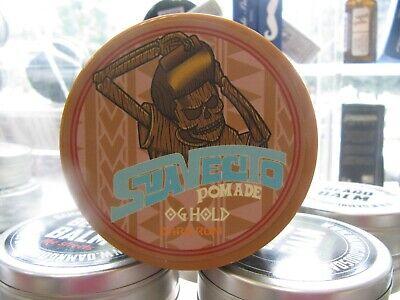 Hold Pomade (Suavecito Pomade original DARK RUM  Original Hold !!        100g=16,77E)