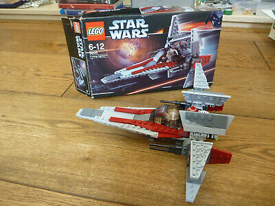 LEGO 6205 - STAR WARS V-Wing Fighter from 2002 - COMPLETE Parts