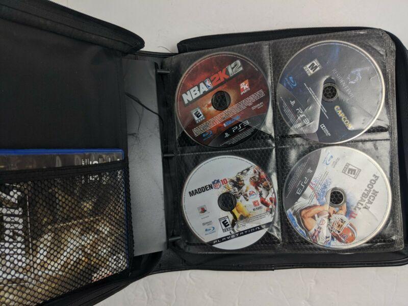 Huge Lot of Playstation 3 PS3 Loose Games Bundle 66 games