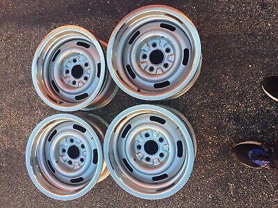 GM Rally Wheels 15/7