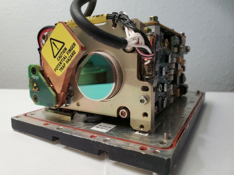 Leonardo Selex ES SLX-HAWK Thermal Imaging Sensor Module LRU/WRA AP50009474