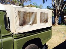 Land Rover Defender 130 tub canvas Toowoomba 4350 Toowoomba City Preview