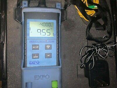 Exfo Fiber Optic Tester Fot020a