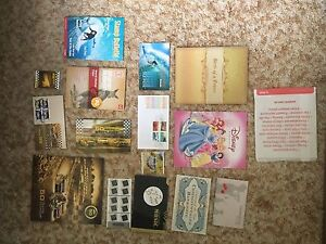 Stamp collection Byron Bay Byron Area Preview