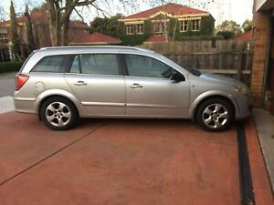 2005 Holden Astra CD Automatic Wagon