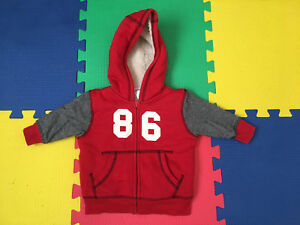 12-18 Month Fuzzy Hoodie