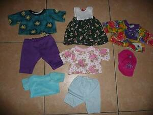 "Doll clothing to ""Fit"" Baby Born. 8 items. Forest Lake Brisbane South West Preview"
