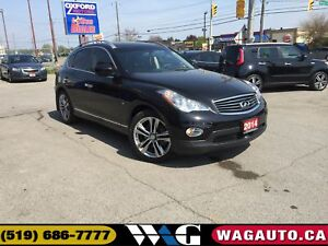 2014 Infiniti QX50 Journey | WE FINANCE ANY CREDIT
