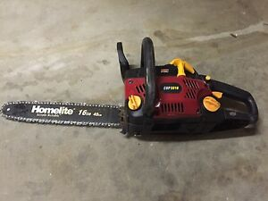 Homelite Chainsaw- needs work Northmead Parramatta Area Preview