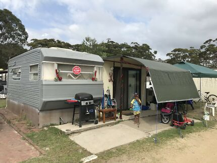 On site Caravan & Annexe: Price reduced from $8k to $7500 Duffy Weston Creek Preview