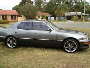 LS400 clean with mods Lawnton Pine Rivers Area Preview