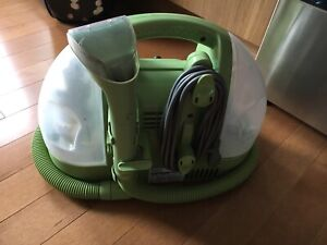 BosBissell Little Green -  carpet and upholstery cleaner