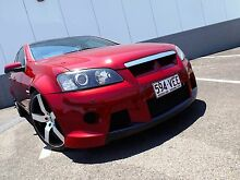 2007 Holden Calais Ve V top of the range, dvd player, leather Woolloongabba Brisbane South West Preview