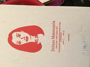 100% Mannequin head Laverton Wyndham Area Preview