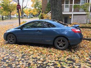 Honda Civic 2007 162000 km