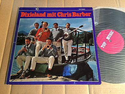 CHRIS BARBER - DIXIELAND MIT CHRIS BARBER - TOP-MUSIC SERIES VOL. 10 - LP