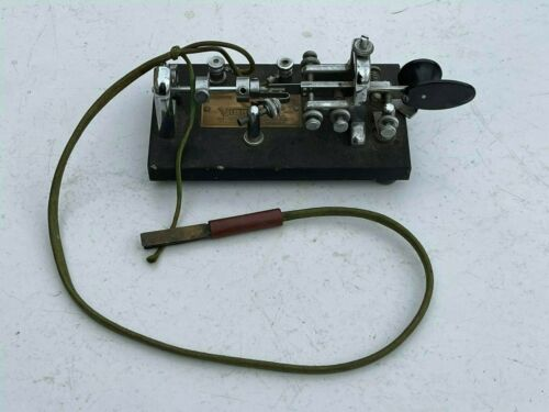 Antique Vibroplex Telegraph Key #164973