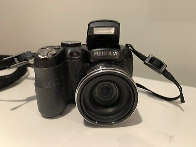 Fujifilm FinePix S Series S2950 14.0MP Digital Camera - Black