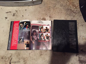 KISSTORY Book - KISS book from 1990s - Rare