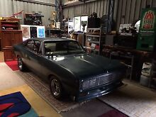 1972 Valiant Charger 770 RT Spec Engine Katoomba Blue Mountains Preview