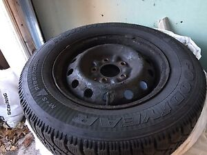 Goodyear nordic p195/70R14 winter hiver