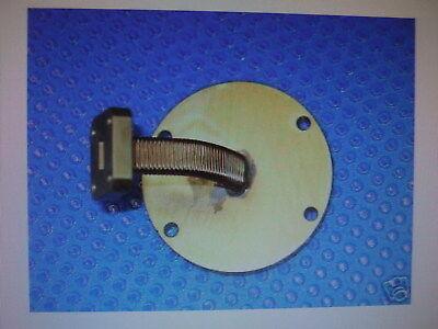 Flex Waveguide Ka-band 26.5 To 40 Ghz Mounting Adapter Plate Microwave Ka Band