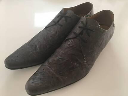 Squire Men's Dress Shoes - Leather - Sz 11 - Excellent Condition