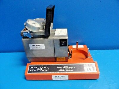 Allied Healthcare Gomco 300 Aspiratorvacuum Pump Table Top Suction Pump16295