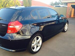 2007 BMW 1 Hatchback Angle Vale Playford Area Preview