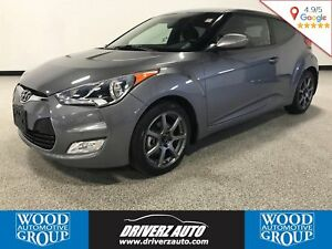 2013 Hyundai Veloster CLEAN CARPROOF, MANUAL, BLUETOOTH