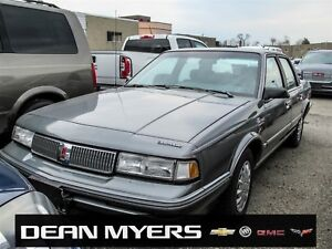 1991 Oldsmobile Cutlass Ciera S