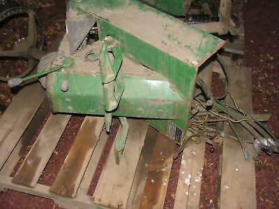 Oliver White Tractor 1755 1855 1955 Steering Column Gauges