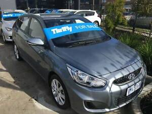 2017 Hyundai Accent Sport hatch Dandenong Greater Dandenong Preview