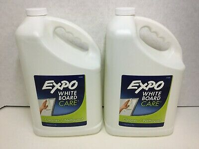 Expo Dry Erase Surface Cleaner 1gal Bottle 2 Count 81800