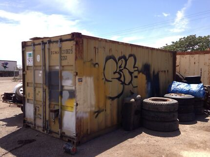 20 foot sea container East Perth Perth City Preview