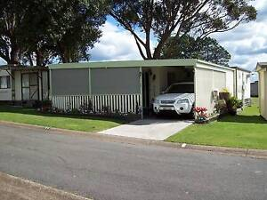 ON SITE CARAVAN & ANNEXE Permanent living. Tomago Port Stephens Area Preview