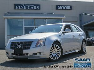 2010 Cadillac CTS CTS4   AWD  Power Tailgate