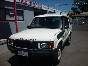 2000 Land Rover Discovery Auto Turbo Diesel Wagon. Devonport Devonport Area Preview