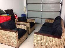3 Piece wicker Lounge, Great Condition! Maroochydore Maroochydore Area Preview