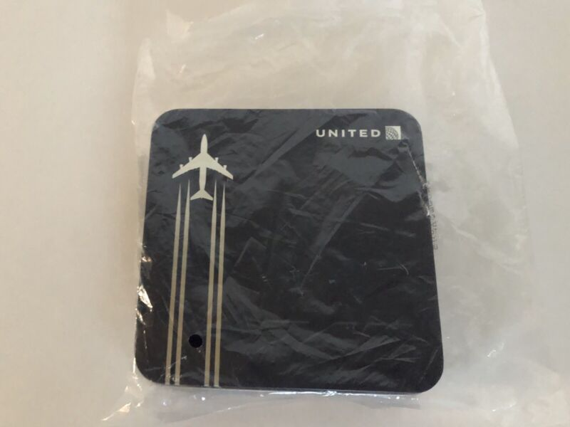 [UNITED AIRLINES] [UA] First Class Domestic Amenity Kit 747 #1#