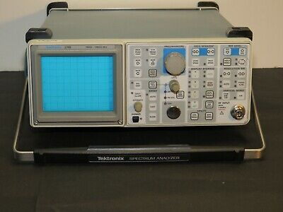 Tektronix 2710 Spectrum Analyzer 10khz To 1.8ghz Tested Refurbished.